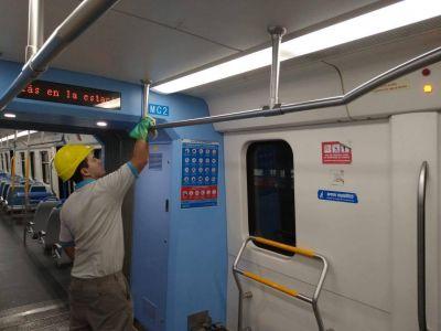 Sindicatos ferroviarios revisan el cumplimiento de licencia médica preventiva ante el COVID -19