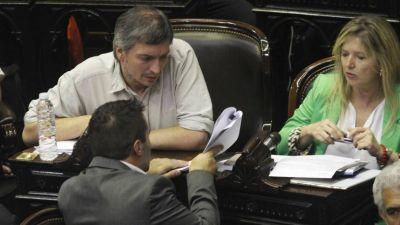 Cristina y Máximo toman el control de las comisiones de telecomunicaciones
