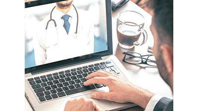 Telemedicina y pedidos online, aliados en la nueva vida virtual