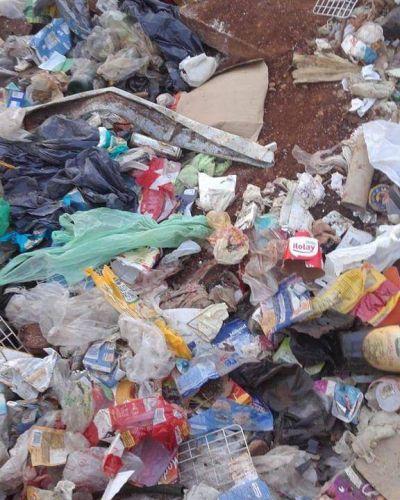Santo Pipó: reclaman erradicar basural a cielo abierto que contamina a familias del barrio Apepú