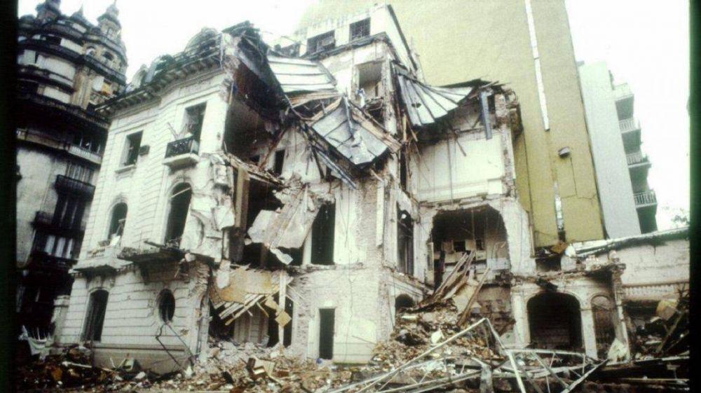 Hoy se conmemora el 28° aniversario del atentado a la Embajada de Israel
