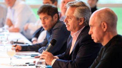 Por el coronavirus, se abrió un canal de diálogo directo entre la Casa Rosada y el gobierno porteño