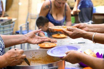 Las canastas de pobreza e indigencia crecieron por debajo de la inflación general