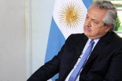 Coronavirus: Alberto Fernández anunció la construcción de ocho hospitales de emergencia
