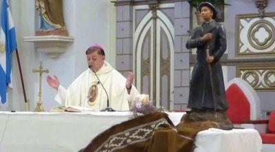 Invitan a rezar ante la enfermedad siguiendo ejemplo de Santo Cura Brochero