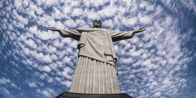 El Cristo Redentor, emblema de América Latina, cerrado por coronavirus