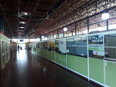 Seguridad sanitaria: la Terminal cerrará sus puertas desde las 0 del viernes