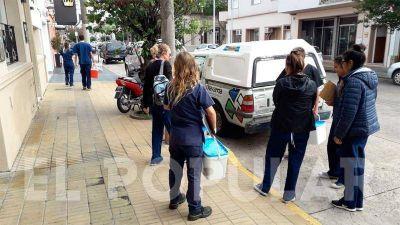 Dengue: Bromatología solicita el ingreso a los domicilios para fumigar