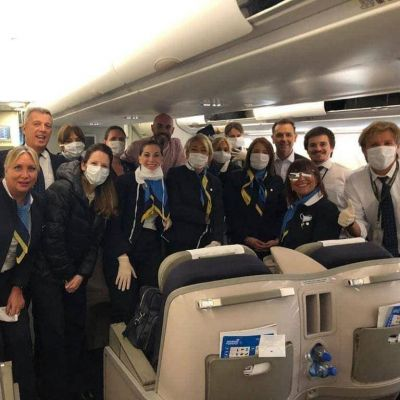 Reunión de emergencia entre Aeronavegantes y Ceriani para resolver condiciones de seguridad en vuelos de repatriación