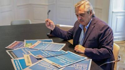 Alberto Fernández anunciará la cuarentena obligatoria después de su encuentro con los gobernadores