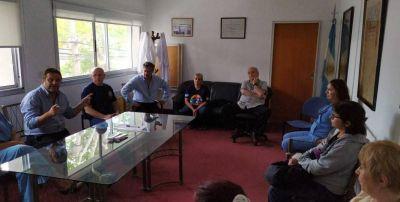 El Sindicato de Trabajadores Municipales respaldó a los trabajadores de la salud
