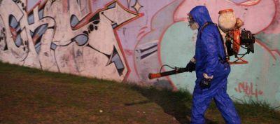 Avellaneda realiza fumigaciones contra el dengue