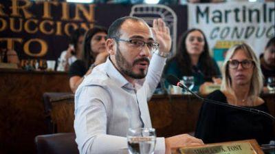 """Lito Font: """"Desde la Secretaría de Salud se está trabajando en todos los barrios de Lomas de Zamora"""""""