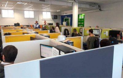 Los Call Center en Mar del Plata están repletos de empleados y no se cumplen medidas preventivas