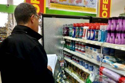 Inspecciones en farmacias y comercios de la Provincia para controlar abuso de precios