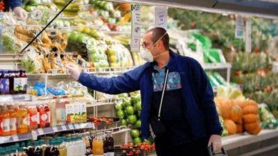 Coronavirus: ultiman los detalles para garantizar abastecimiento de alimentos y bebidas