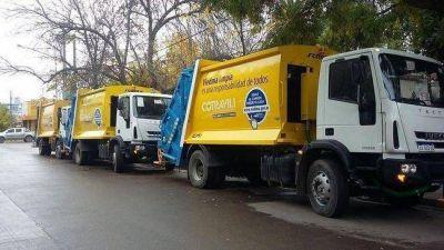 Garantizan en Viedma el servicio de recolección de residuos