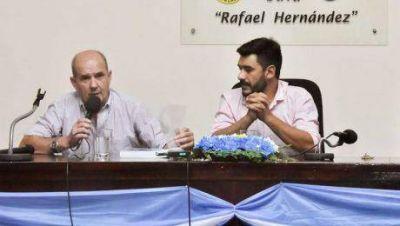 El intendente de Pehuajó inauguró el período de sesiones ordinarias del Concejo Deliberante: «el municipio está preparado si ocurre lo peor»