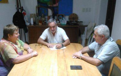 Trenque Lauquen: Fernández otorga aumento a municipales