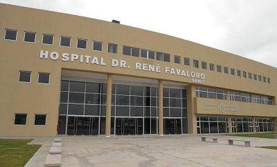 Avanzan las obras en el Hospital Favaloro de La Matanza que se reactiva para afrontar la pandemia