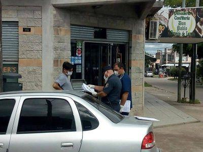 Detuvieron a comerciante por violar la cuarentena en Florencio Varela