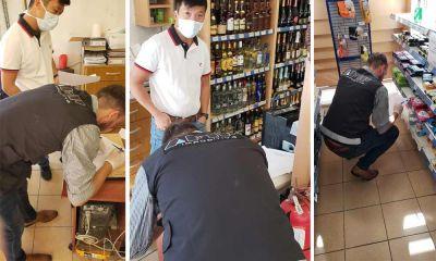 Voluntarios de AFIP recorren comercios relevando precios