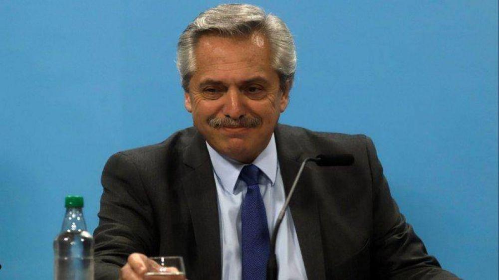 Alberto Fernández, tras el informe del FMI: