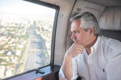 Alberto frente a la pandemia y al FMI