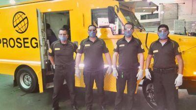 Crean protocolo para garantizar la seguridad de los trabajadores del transporte