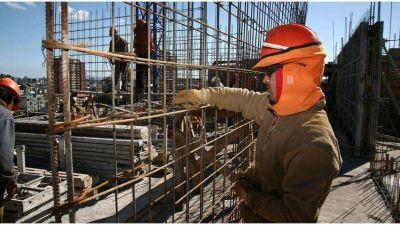 La construcción se acerca a un parate total y advierte por el corte en la cadena de pagos
