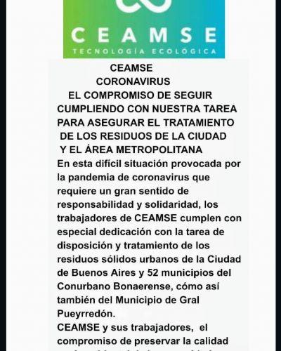 CEAMSE asegura el tratamiento de los residuos en Mar del Plata