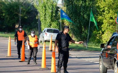 La Plata con más de 250 denuncias por violación de la cuarentena