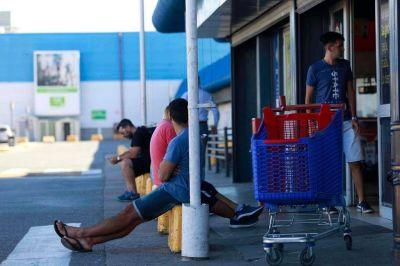 Los supermercados aumentan las medidas de prevención