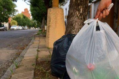 Los residuos domiciliarios se depositan en el relleno sanitario