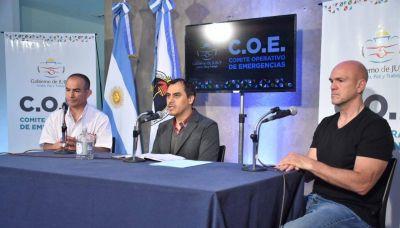 Se suman cinco casos sospechosos en Jujuy