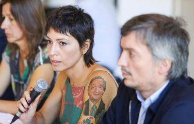 """Mayra Mendoza: """"estamos para dar respuestas"""""""