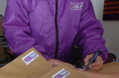 Empleados de correo piden no salir a repartir las cartas