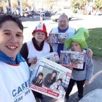 Cáritas Mar del Plata lanza una colecta para ayudar a los más necesitados