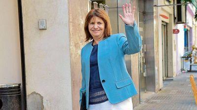 """Patricia Bullrich: """"El liderazgo de Macri no se discute"""""""