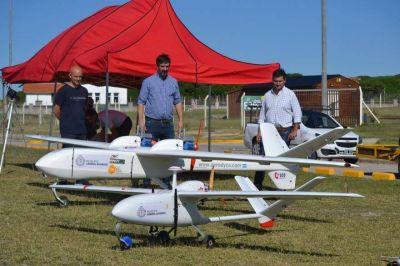 En Miramar, Ianantuony utilizará aviones remotos para controlar el cumplimiento de la cuarentena