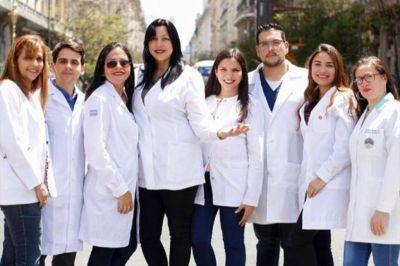 Coronavirus: municipios de la Provincia de Buenos Aires sumarán a médicos venezolanos
