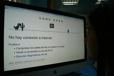 """Cristian Vander: """"Se quintuplicó la transmisión de datos y hay riesgo de que internet colapse"""""""