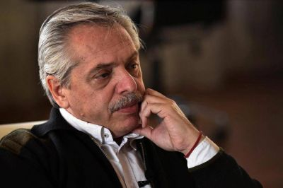 24 de marzo: el mensaje de Alberto Fernández