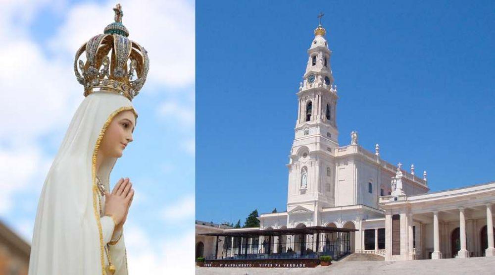 Todos los países podrán ser consagrados en Fátima al Sagrado Corazón de Jesús y María