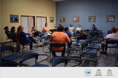 COVID- 19: Infectologos de la provincia consensuan la implementación de medidas de bioseguridad