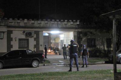Rebelión de internos en la Unidad Federal de Resistencia porque no reciben visitas
