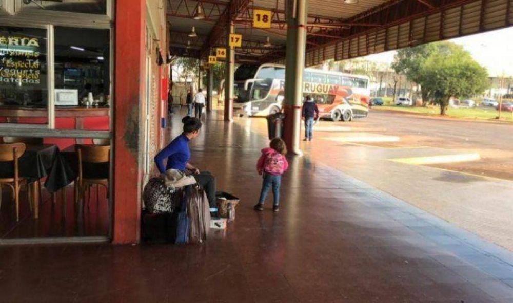 Prorrogaron hasta el 31 de marzo la suspensión del transporte de media distancia en Misiones