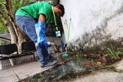 Corrientes va camino a superar el récord histórico de casos de dengue