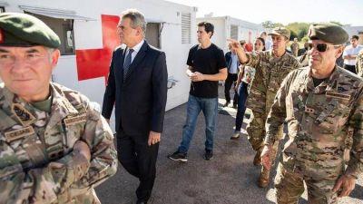 El plan de contención social del Gobierno: $63.000 millones en un mes y apoyo de las Fuerzas Armadas