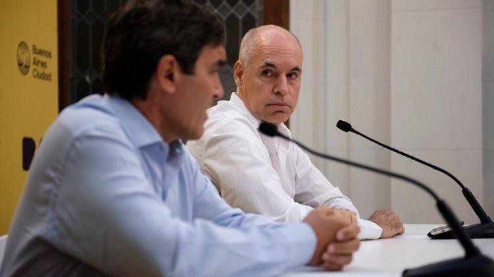 Coronavirus en la Ciudad de Buenos Aires: a Rodríguez Larreta le preocupa la crisis sanitaria, pero mira de reojo la economía